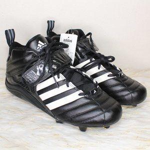 Adidas Grid Iron 3/4 D Football Cleats 8.5 NWT